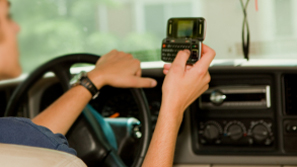 Distracted Driver - 18 Wheeler Accident Attorney