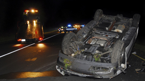 Vehicle Rollover and Roof Crush - Car Accident Attorney